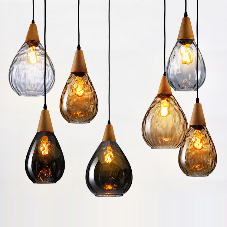 Glass Pendant Lighting