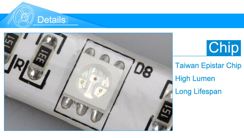 smd 5050 led strip